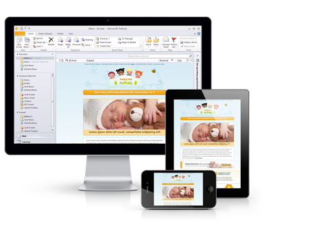 Nursery Email Marketing